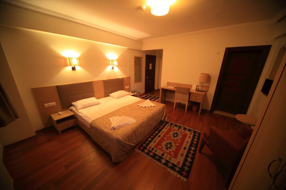 Kastamonu Otelleri İksir Resort Town Samanlık Oda 03