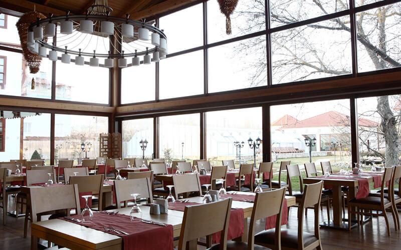 Kastamonu Restoran İksir Resort Town