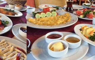 Kastamonu Yöresel Köy Kahvaltısı