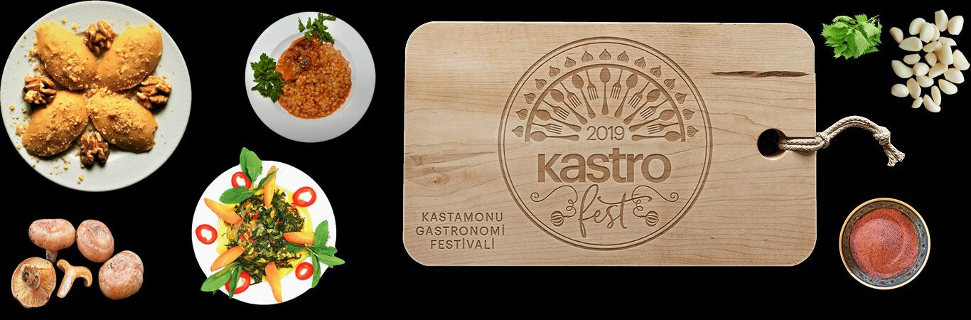Kastamonu Gastronomi Festivali