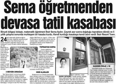 Bursa Kent Gazetesi - 21 Ocak 2016
