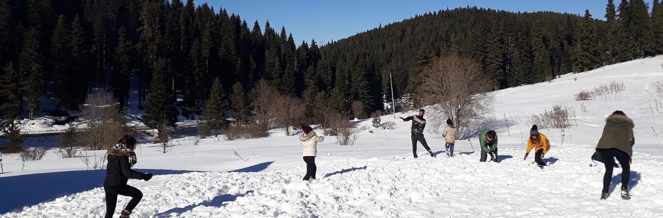Kışın Keyfini Trekking Yaparak Çıkarın!