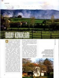 Basında İksir Resort Town Kastamonu Oteli Magma Dergisi 01 - 06