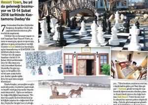 Millyet Gazetesi Eki - 10 Şubat 2016