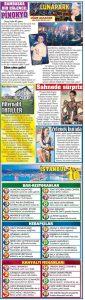 Basında İksir Resort Town Kastamonu Oteli Posta Karnaval 26 - 04