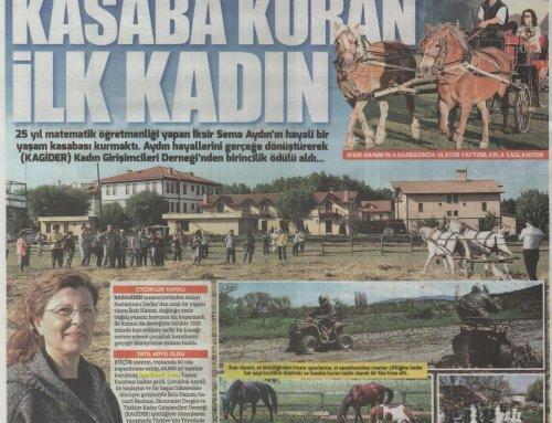 Sözcü Gazetesi – Şık Eki – 11 Ocak 2016