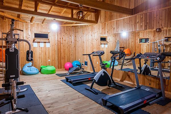 Kastamonu Spor Salonlu Oteller