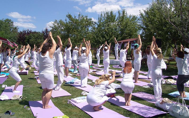 Yoga Etkinlikleri İçin Tercih Edilen Oteller