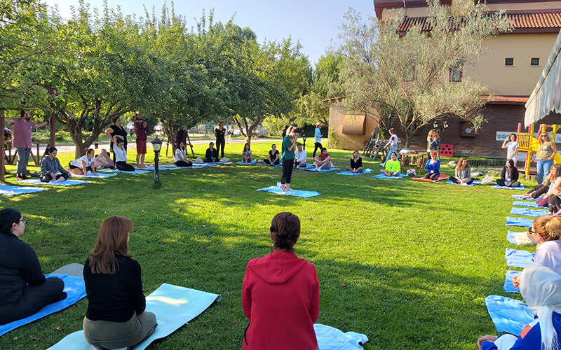 Yoga ve Meditasyon İçin Oteller