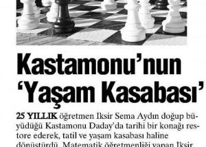 Yurt Gazetesi - 10 Ocak 2016